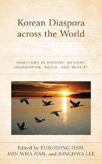 Cover Korean Diaspora across the World