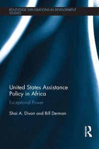 Cover United States Assistance Policy in Africa