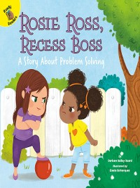 Cover Rosie Ross, Recess Boss