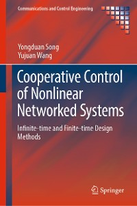 Cover Cooperative Control of Nonlinear Networked Systems