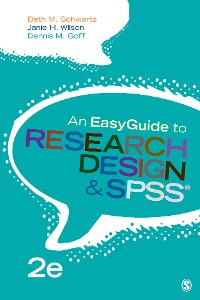 Cover An EasyGuide to Research Design & SPSS