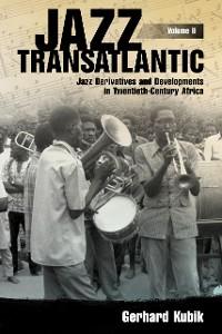 Cover Jazz Transatlantic, Volume II