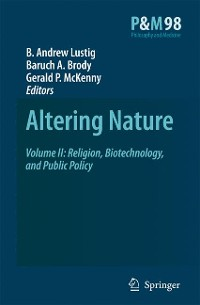 Cover Altering Nature