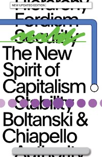 Cover The New Spirit of Capitalism