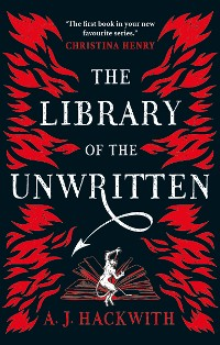 Cover The Library of the Unwritten