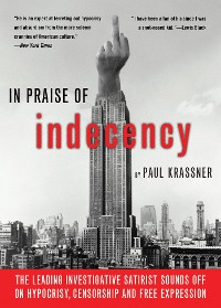 Cover In Praise Of Indecency