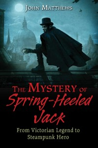 Cover Mystery of Spring-Heeled Jack