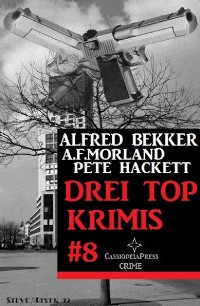 Cover Drei Top Krimis #8