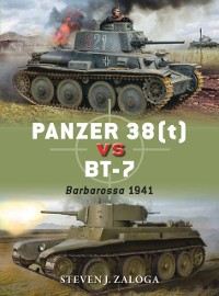 Cover Panzer 38(t) vs BT-7