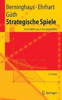 Cover Strategische Spiele