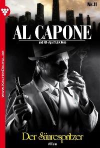 Cover Al Capone 11 – Kriminalroman