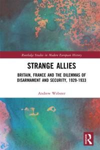 Cover Strange Allies