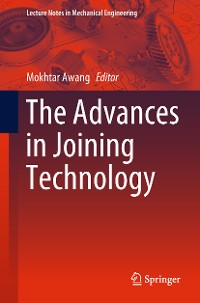 Cover The Advances in Joining Technology