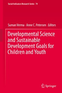 Cover Developmental Science and Sustainable Development Goals for Children and Youth