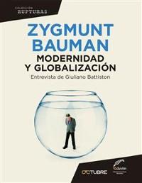 Cover Zigmunt Bauman. Modernidad y globalización