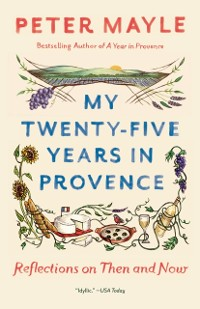 Cover My Twenty-Five Years in Provence