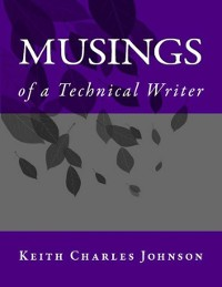 Cover Musings of a Technical Writer