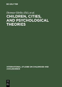 Cover Children, Cities, and Psychological Theories