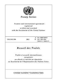 Cover Treaty Series 2896