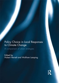 Cover Policy Choice in Local Responses to Climate Change