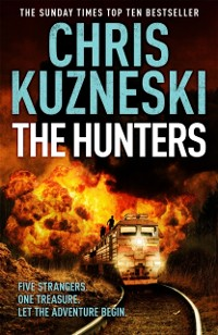 Cover Hunters (The Hunters 1)
