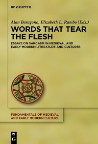 Cover Words that Tear the Flesh