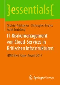 Cover IT-Risikomanagement von Cloud-Services in Kritischen Infrastrukturen