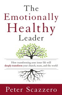 Cover Emotionally Healthy Leader