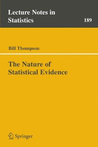 Cover The Nature of Statistical Evidence