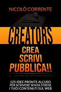 Cover Creators - Crea, Scrivi, Pubblica!!