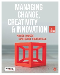 Cover Managing Change, Creativity and Innovation