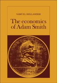 Cover Economics of Adam Smith