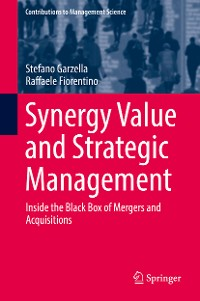 Cover Synergy Value and Strategic Management