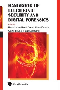 Cover Handbook Of Electronic Security And Digital Forensics