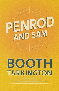 Cover Penrod and Sam
