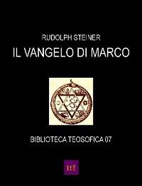 Cover Il vangelo di Marco