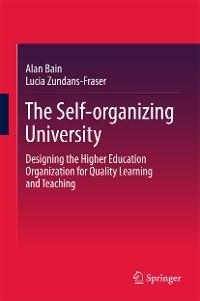 Cover The Self-organizing University