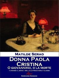 Cover Donna Paola - Cristina - O Giovannino, o la morte