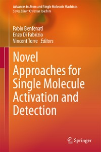 Cover Novel Approaches for Single Molecule Activation and Detection