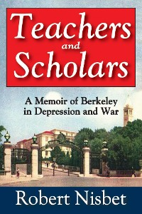 Cover Teachers and Scholars