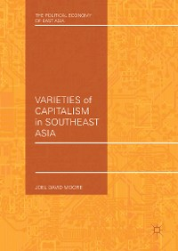 Cover Varieties of Capitalism in Southeast Asia