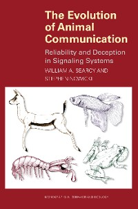 Cover The Evolution of Animal Communication