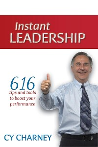 Cover Instant Leadership