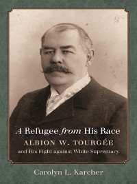 Cover A Refugee from His Race