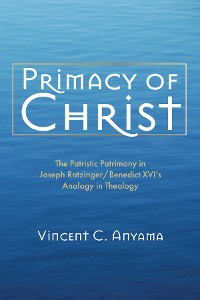 Cover Primacy of Christ