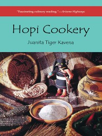 Cover Hopi Cookery