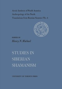 Cover Studies in Siberian Shamanism No. 4