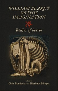 Cover William Blake's Gothic imagination