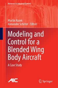 Cover Modeling and Control for a Blended Wing Body Aircraft