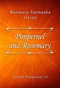 Cover Pimpernel and Rosemary